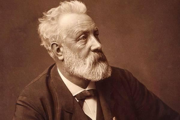 Julio Verne - Escritor de novelas de aventuras