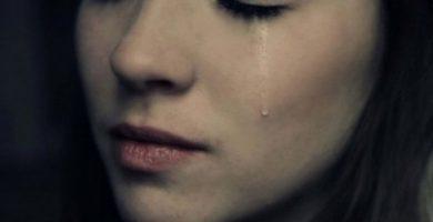 No voy a llorar