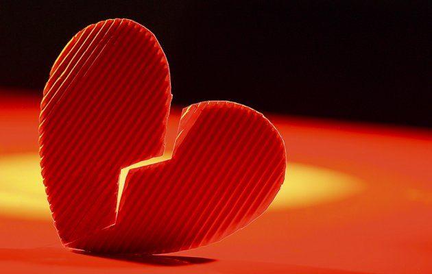 Corazón despojado