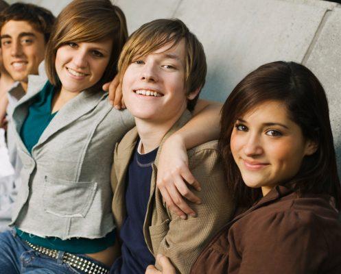 Cuatro amigos