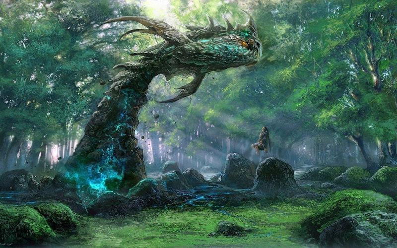 Poemas de Magia y fantasía