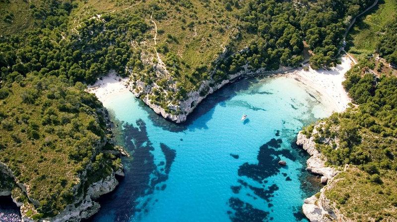 Menorca, un lugar lleno de adrenalina