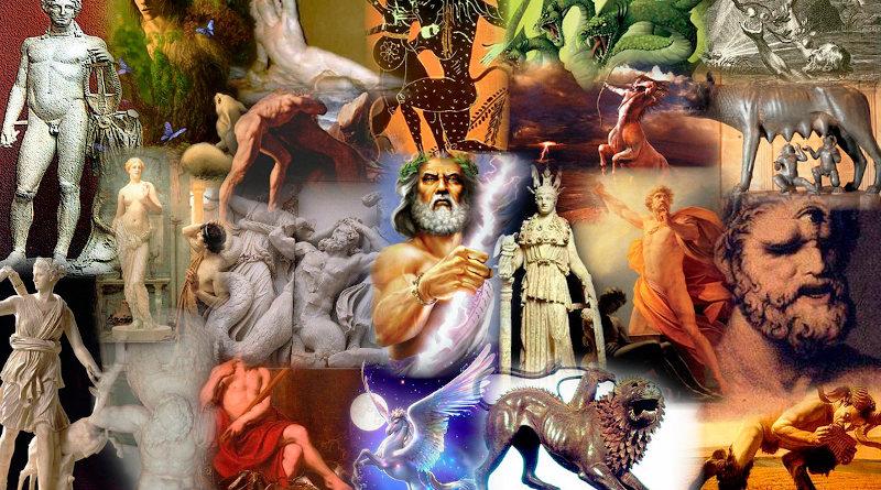 Las mitologías mas conocidas